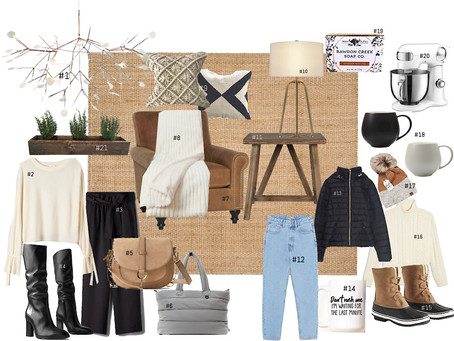 21 Of My Absolute Favorites.                  Complete Shopping Guide.