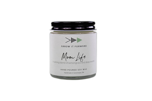 Moms Life Candle 4 oz