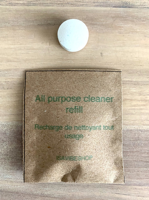All Purpose Cleaner Refill - Pkge of 3