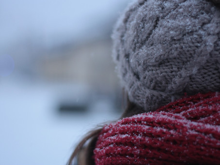 My Favorite Activities This Winter (and the best ways to stay warm).