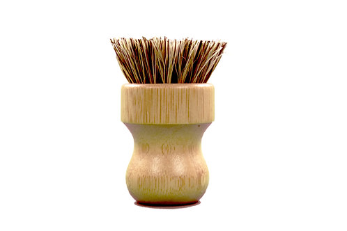 Sisal & Palm Pot Scrubber