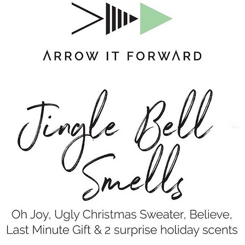 Jingle Bell Smells - Soy Wax Melts 6 scents