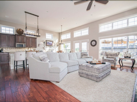 7 TIPS TO STAGE YOUR HOME TO SELL.