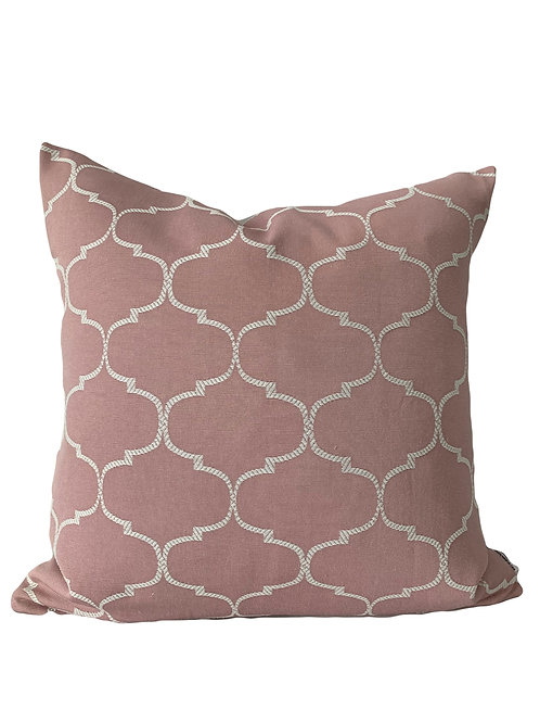 The Rosey - Pink 20x20 Pillow Cover