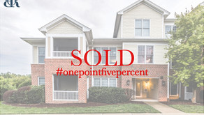 824 Waterford Lake Drive, Cary. Sold $157,000