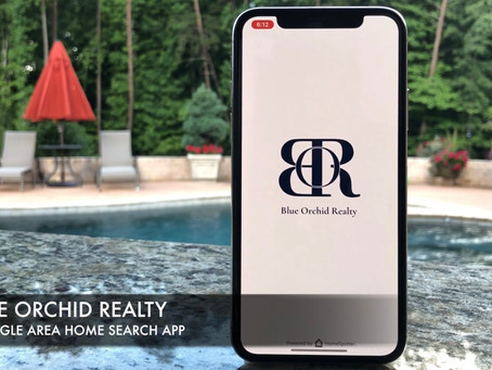 Blue Orchid Realty NC home search app now available for free