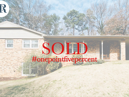 920 Merwin Road. Raleigh. Sold $401,000