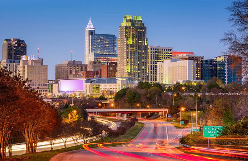 Downtown Raleigh | (Getty Images)