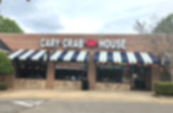 Cary Crab House. Blue Orchid Realty Commercial Leasing Sevices