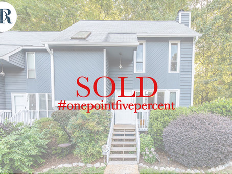 115 Virginia Place. Cary. Sold. $193,000