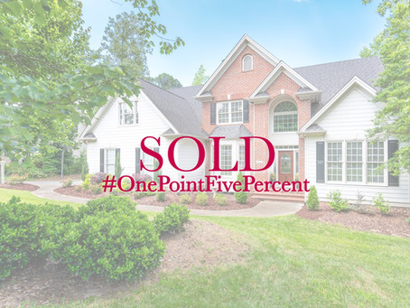 101 Kelekent Lane. Cary. Sold $522,000