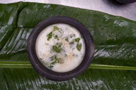 Butter Milk at Kathiyawadi Bhaanu