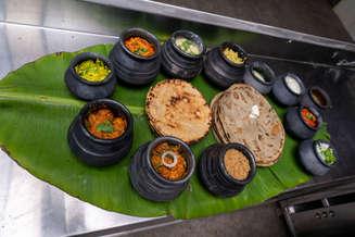 Kathiyawadi Bhaanu Preparing