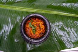 Sev Tameta Saak at Kathiyawadi Bhaanu
