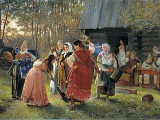 История бань от Руси до России