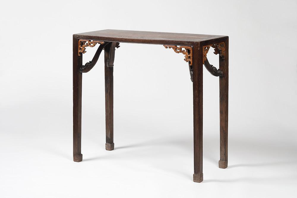 禪凌文物藝術|明清家具讀玩 - 桌、案、几的區別