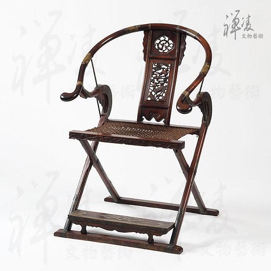 黃花梨 交椅 (獵椅)