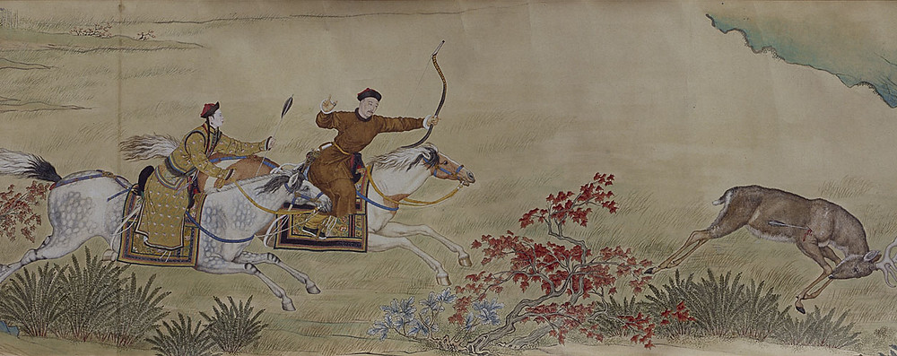 禪凌文物藝術-古董傢俱-明清家具-鹿角椅