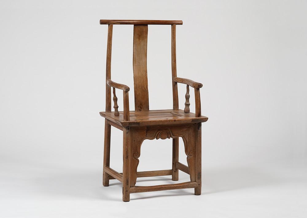 禪凌文物藝術|明清古董家具|如何區別明式與清式傢俱