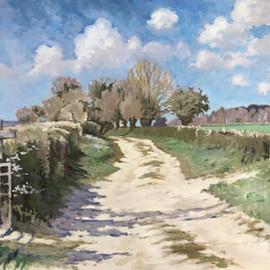 Spring Walk, Longstock