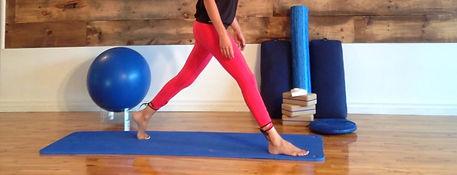 Spinal mouvement entrainement privé