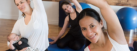 Spinal mouvement Forfait prénatal et postnatal