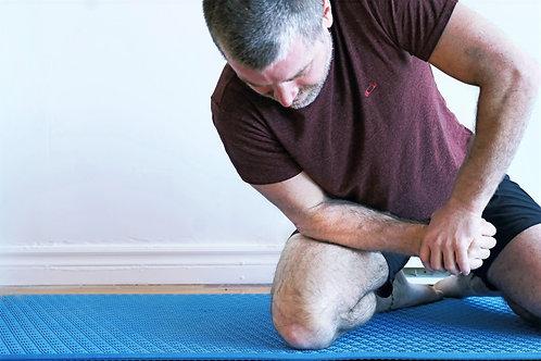 Auto-massage et prévention des blessures : hanche