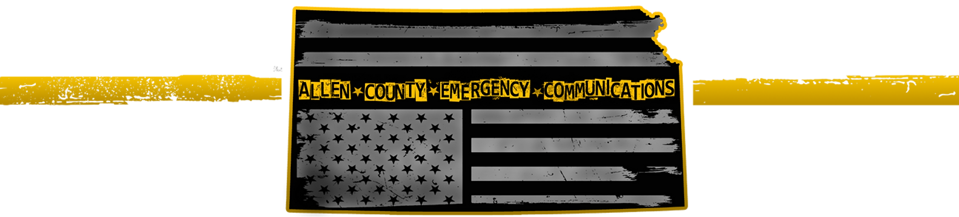Allen County Logo 3 - With Ribbon (FOR W
