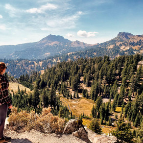 A&A Travel Review Of Lassen Volcanic National Park