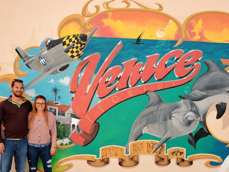 A&A Tour Venice, Florida With The Kane Family