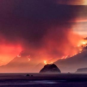 A&A Preparing For Emergencies   RV Living Near The California Wildfires