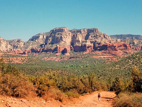 The Spirituality of Sedona, Arizona.
