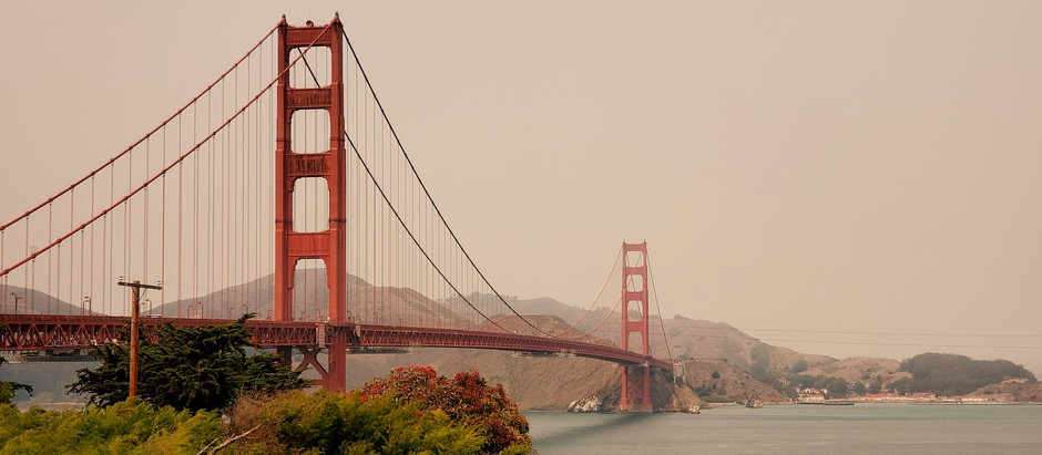 A&A Spend 24 Hours In 'The City' | Travel Review Of San Francisco