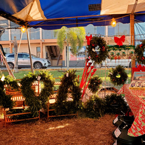 A&A Week Two As Christmas Tree Lot Managers in South Florida