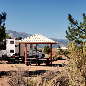 A&A Going From One Extreme To Another   RVing Through Climate Changes