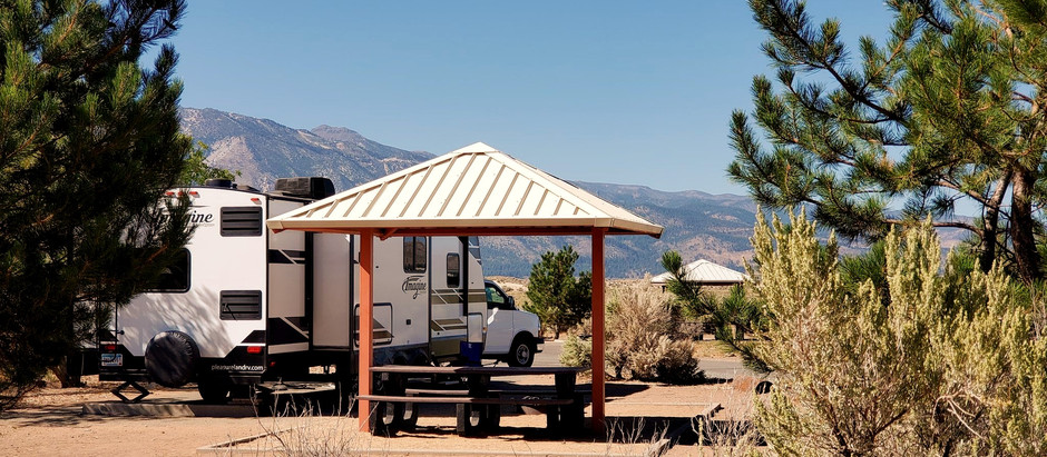 A&A Going From One Extreme To Another | RVing Through Climate Changes