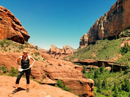 Exploring Energy Vortexes: Sedona, AZ.