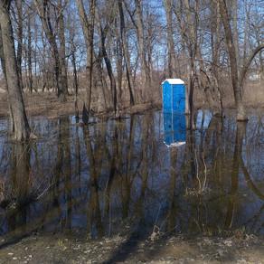 Дніпро-Кіровоград здійснювали скид  зворотних вод у річку. Відшкодування 189 183,42 грн
