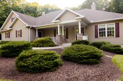 Ranch Style Custom Home