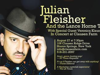 Julian Fleisher in Live in Concert