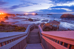 Bandon Beach Twilight
