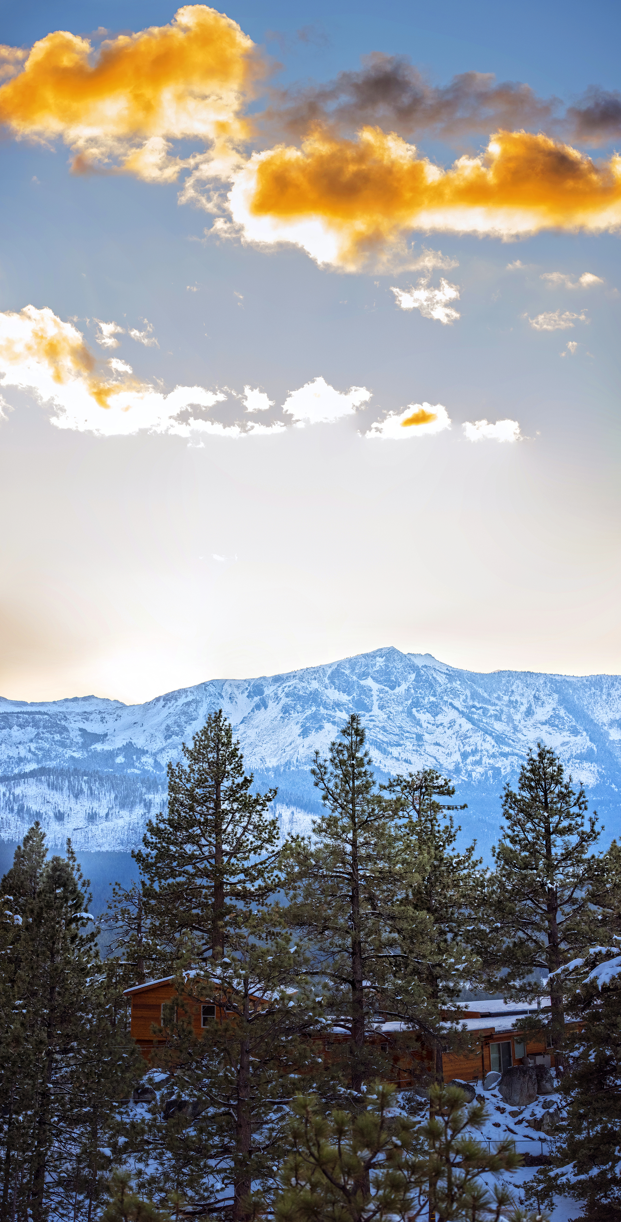tallac verticle pano color