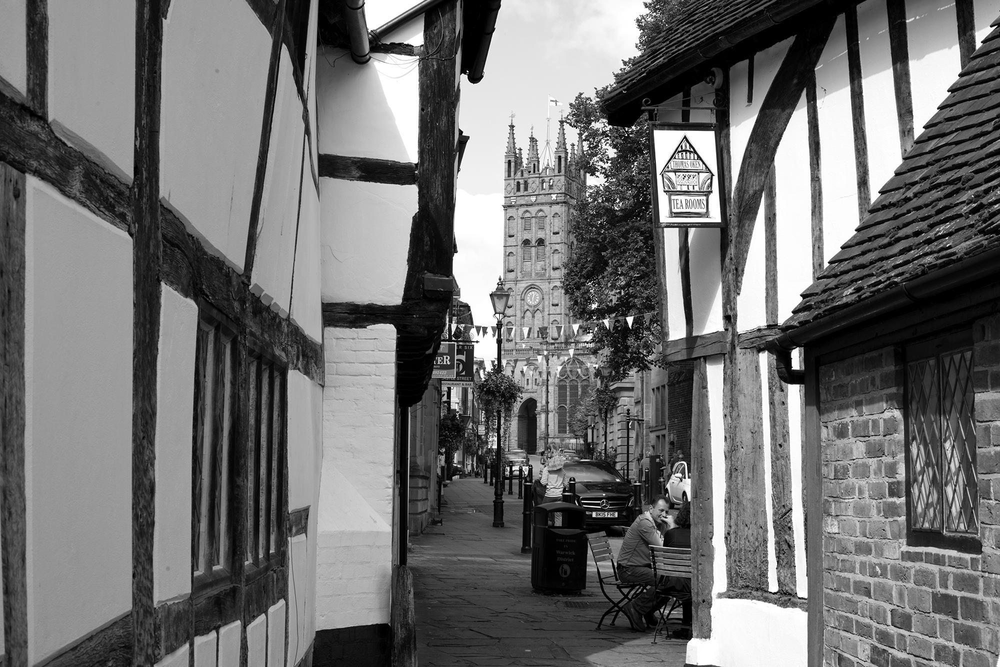 Warwick tea rooms