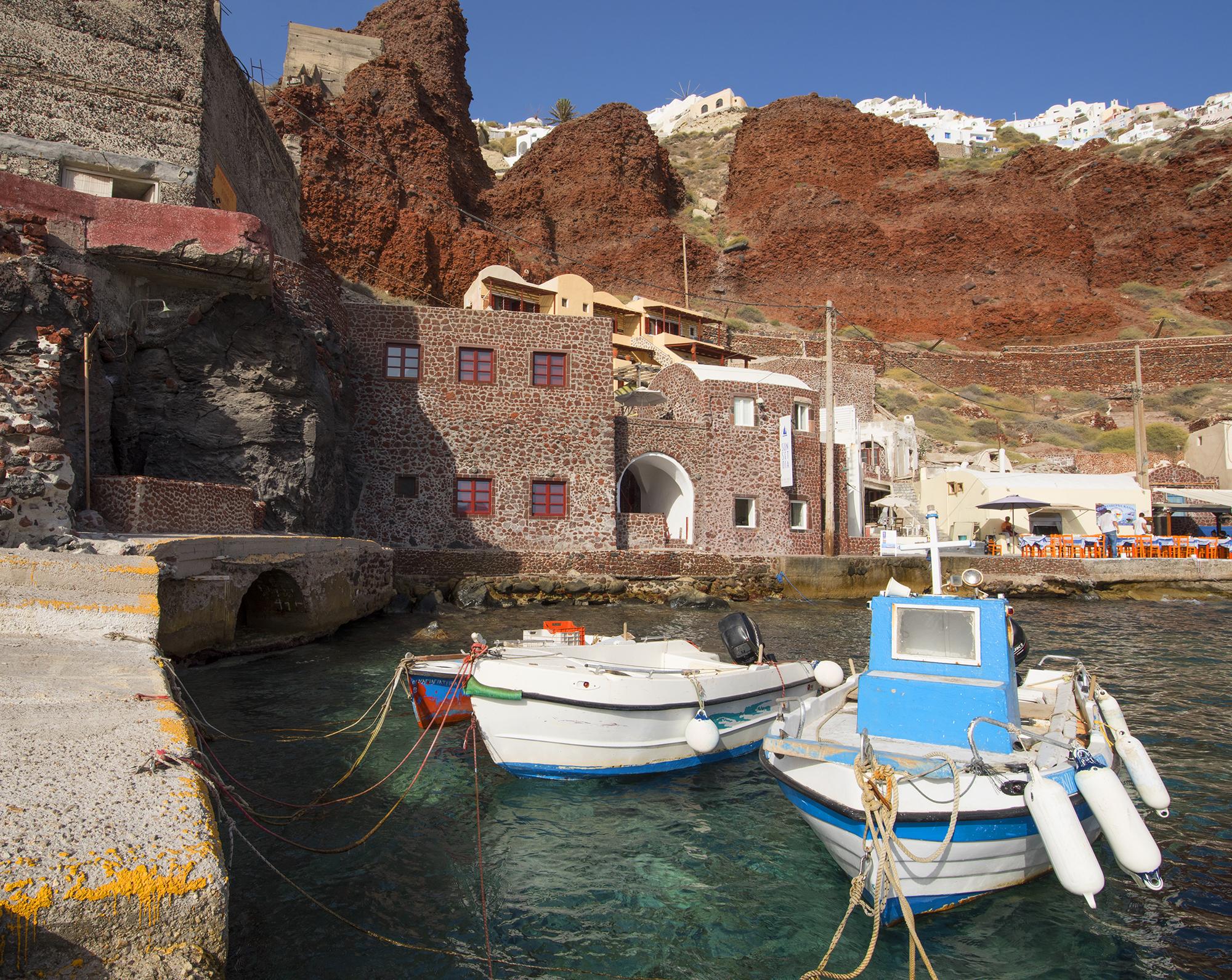 amoundi bay boats