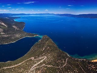 10 Pictures of Lake Tahoe that will Inspire your next trip