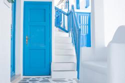 eleannas blue and white