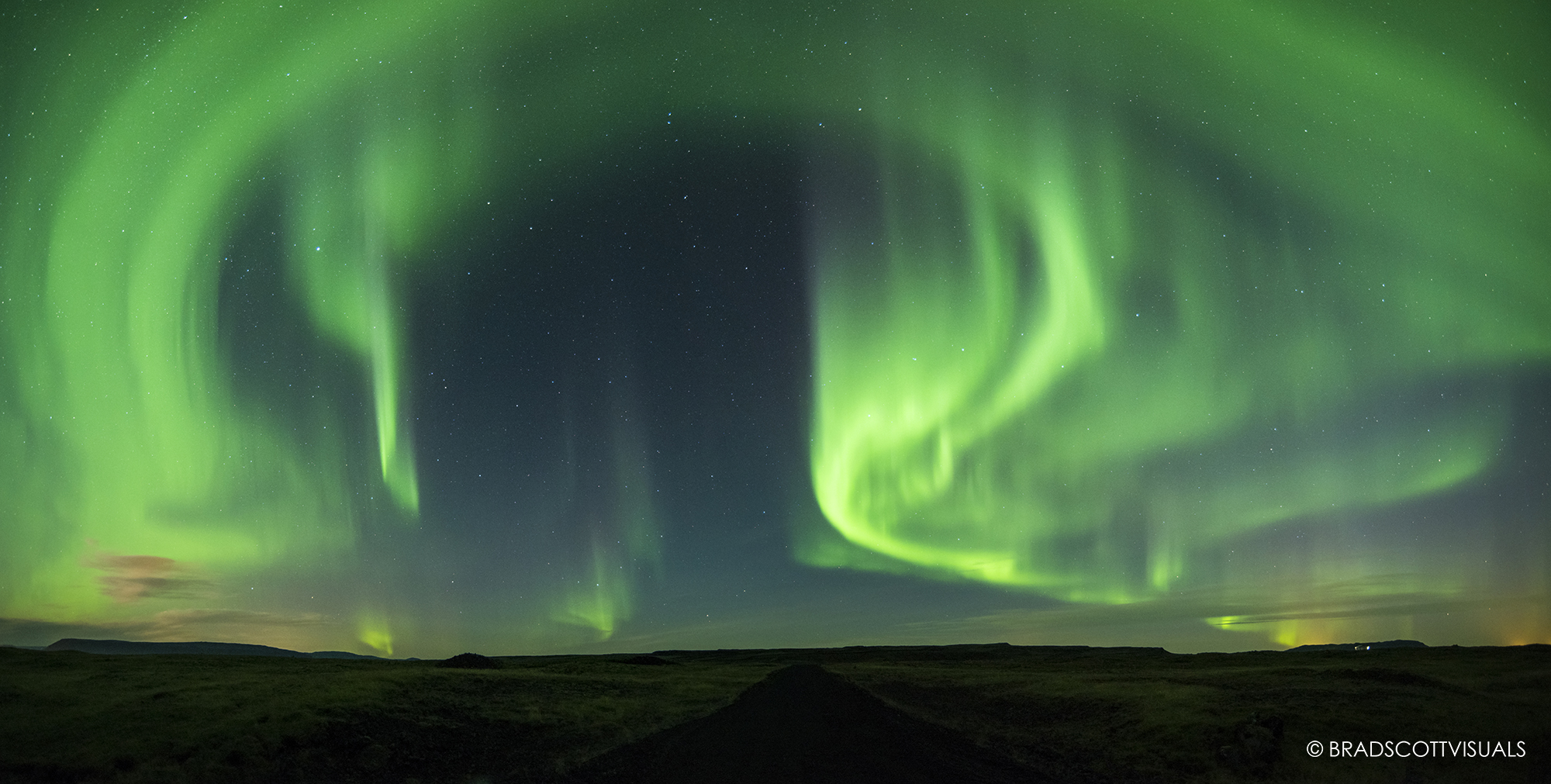 Northern Lights South Iceland