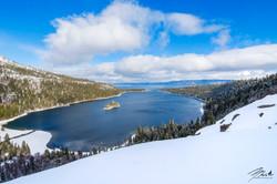 Emerald Bay Slopes - Lake Tahoe