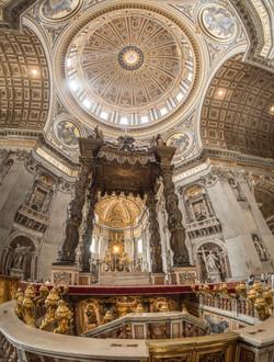 basilica center