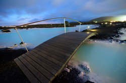 Blue Lagoon Bridge